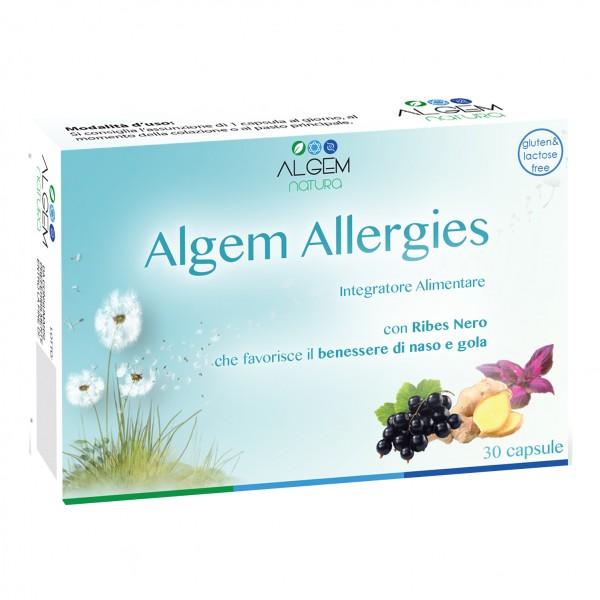 ALGEM ALLERGIES 30 Cps
