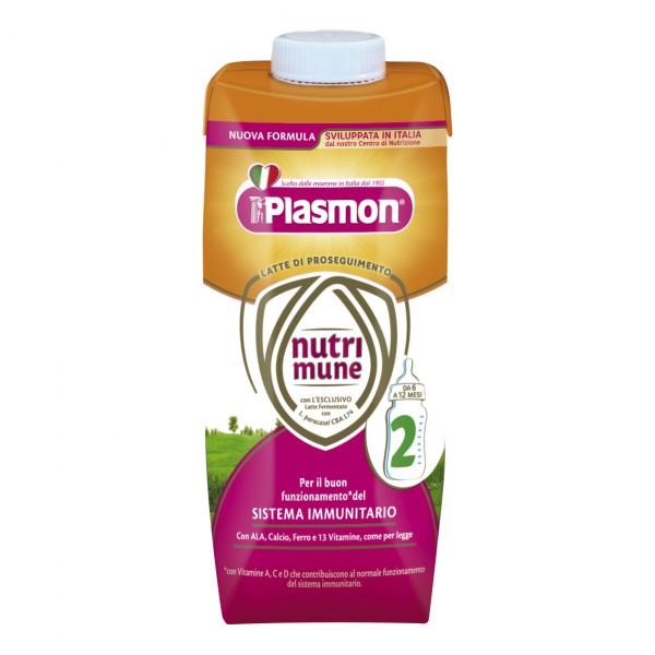PLASMON NUTR.Stage2 Liq.500ml