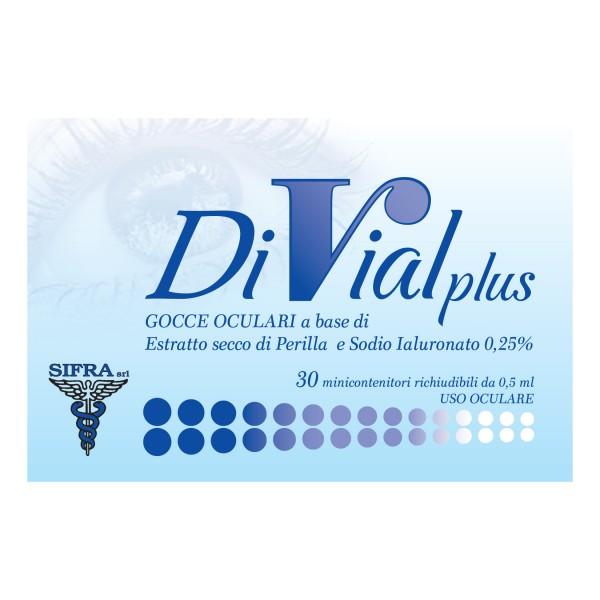 DIVIAL Plus Coll.30f.0,5ml