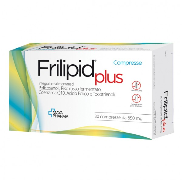 FRILIPID Plus 30 Compresse