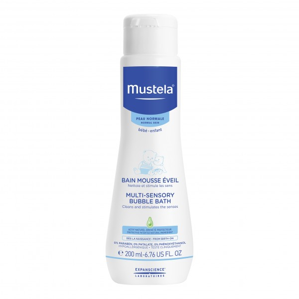 MUSTELA Bagn.Mille Bolle 200ml
