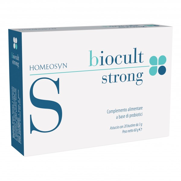 BIOCULT Strong 20 Bust.3g