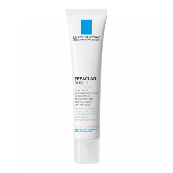 Effaclar Duo+ Unifiant Crema Colorata Colore Light 40ml