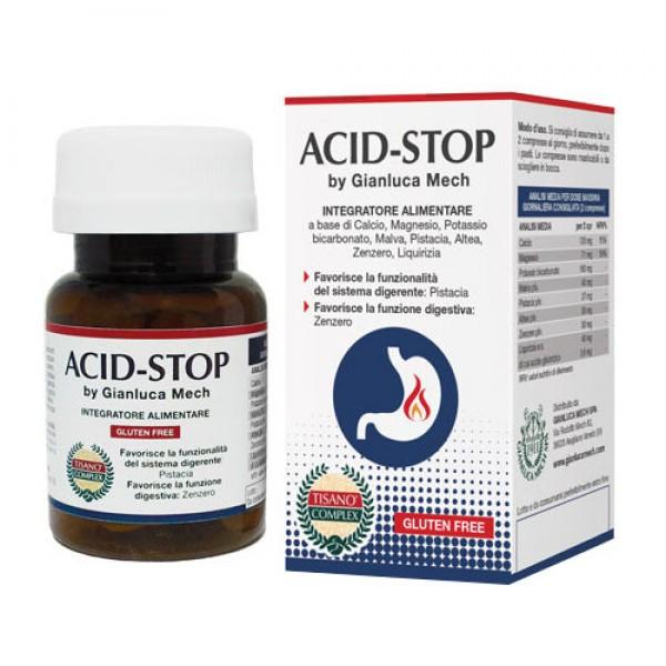 ACID-STOP Tisano Cpx 30 Cpr