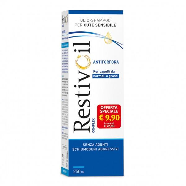 Restivoil Complex Shampoo Antiforfora 250 ml