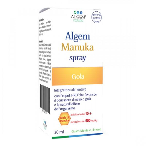 ALGEM MANUKA Spray 30ml