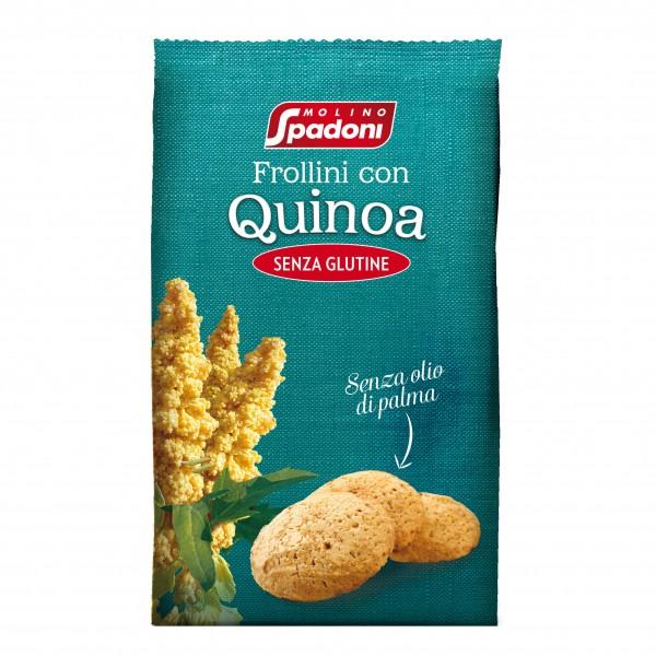 MS Frollini Quinoa S/G 250g