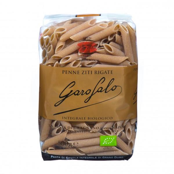 GAROFALO Bio Int.Penne Rig500g