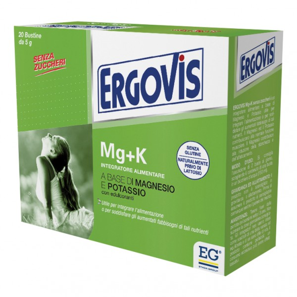 ERGOVIS MG+K S/Z 20 Bust.5g