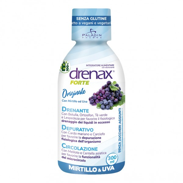 DRENAX Forte Mirtillo 300ml