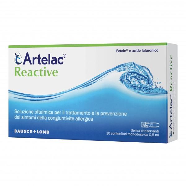 ARTELAC Reactive Collirio Monodose 10 Fl...