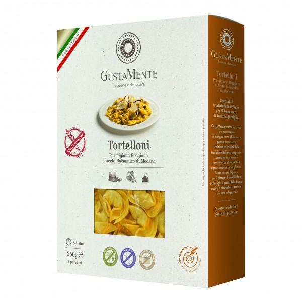 GUSTAMENTE Tortelloni Aceto/Pa