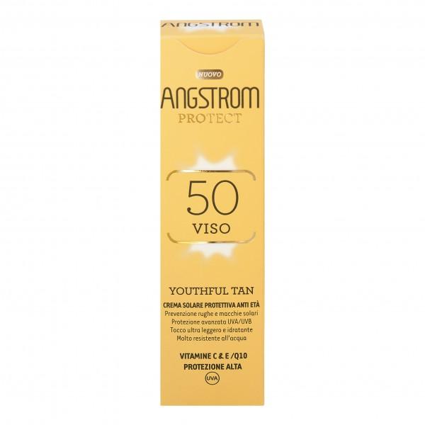 Angstrom Crema Viso SPF 50+ Protezione S...