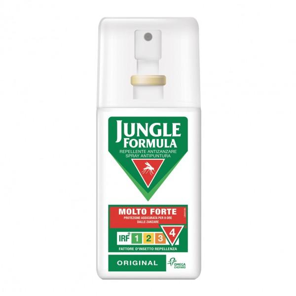 Jungle Formula Spray Repellente Antizanz...