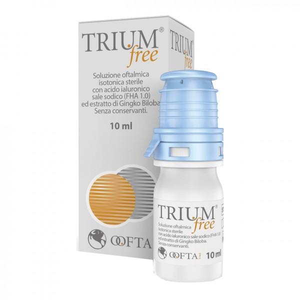 TRIUM FREE Coll.10ml