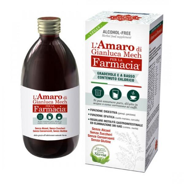 L' Amaro di Gianluca Mech - Integratore ...