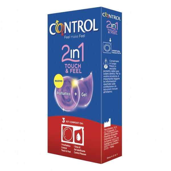 CONTROL*2in1 T&F+Lube 3pz