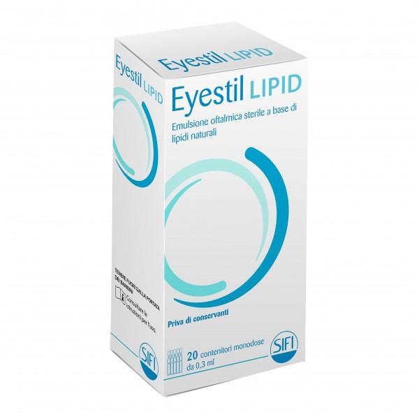 EYESTIL Lipid 20fl.0,3ml