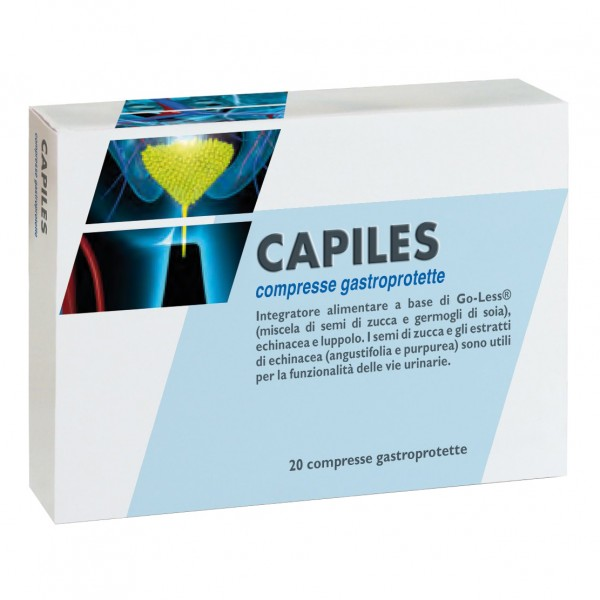 CAPILES 20 Cpr Gastroprotette