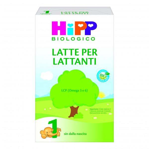 HIPP 1 Bio*Latte Polv.600g