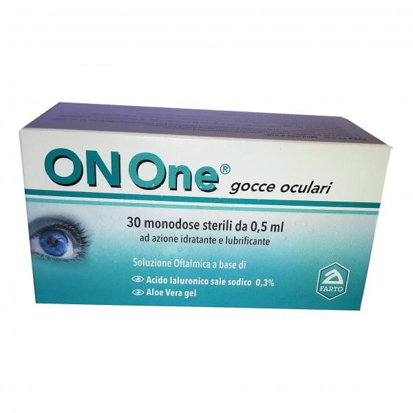 ONONE Gtt Oculari 30x0,5ml