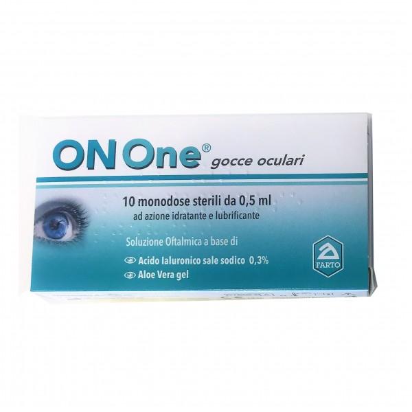 ONONE Gtt Oculari 10x0,5ml