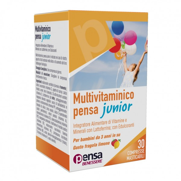 MULTIVITAMINICO 30 Cpr J PNS