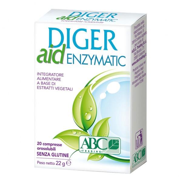 DIGER AID Enzymatic 20 Cpr