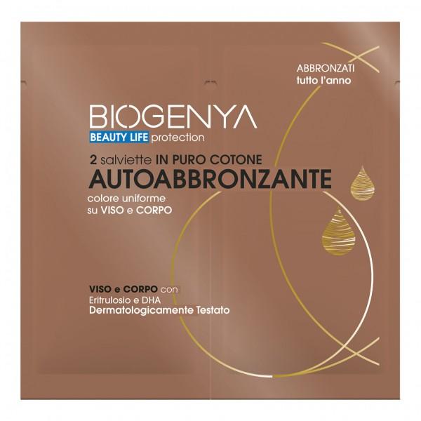 Biogenya Salviettine Autoabbronzanti 2 p...