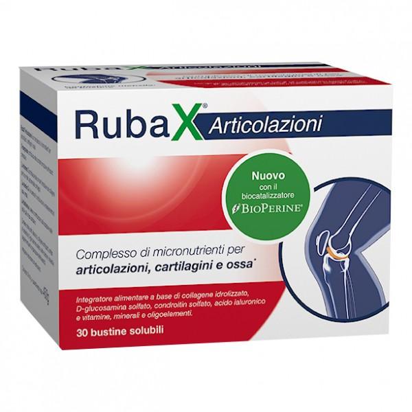 RUBAXX Articolazioni 30 Bustine