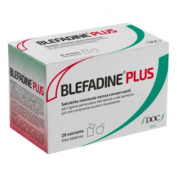 BLEFADINE Plus 28 Salv+1 Cpr