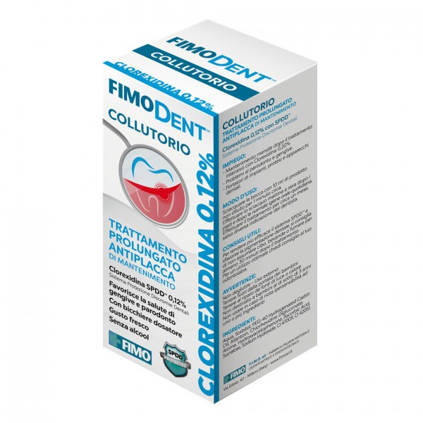 FIMODENT Coll.Clor.0,12% 200ml