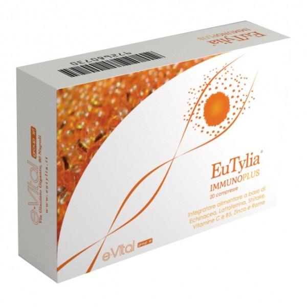 EUTYLIA Immunoplus 20 Cpr