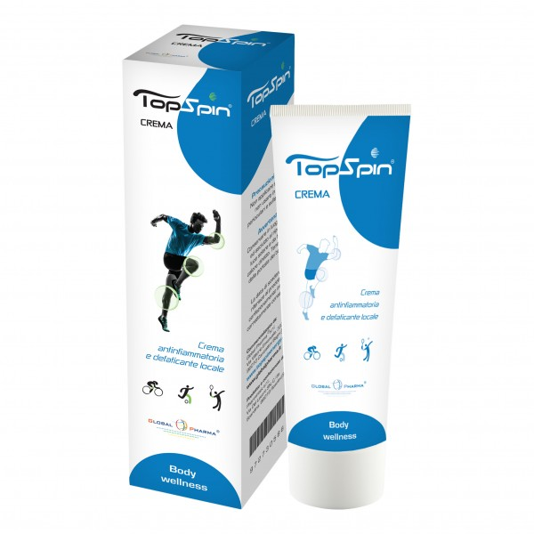 TOPSPIN Crema 100ml