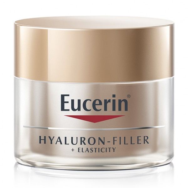EUCERIN Hyaluron Filler+ Elasticity Crema Viso Notte 50 ml