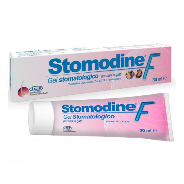 STOMODINE F Gel Stomat.30ml