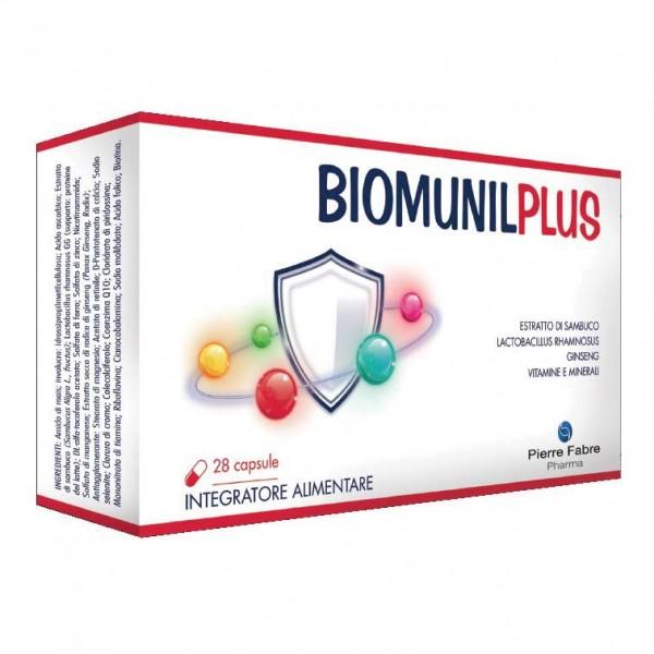 Biomunil Plus 28 Capsule