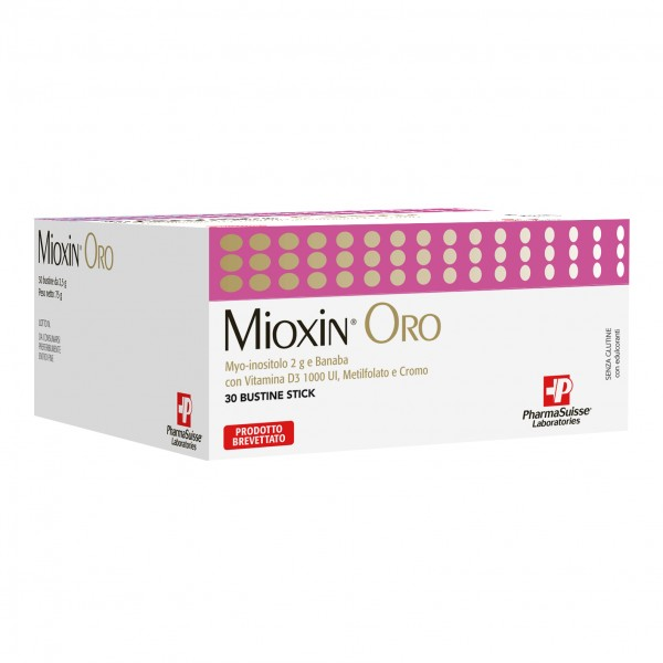 MIOXIN Oro 30 Bust.