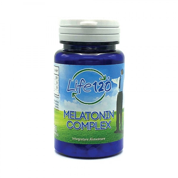Life 120 Melatonina 180 Compresse