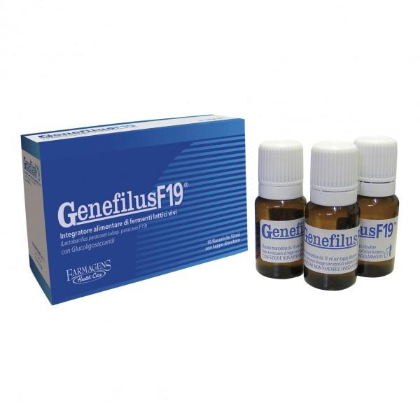 GENEFILUS*F19 10 Fl.10ml