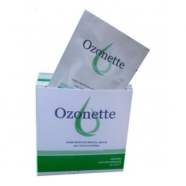 OZONETTE Garza 15x15cm 15pz