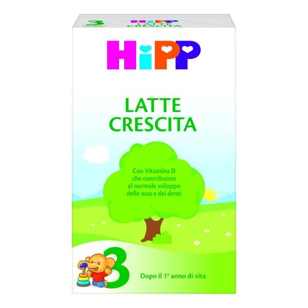 HIPP 3 Latte Crescita 500g
