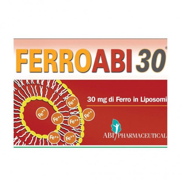 FERROABI 20 Compresse
