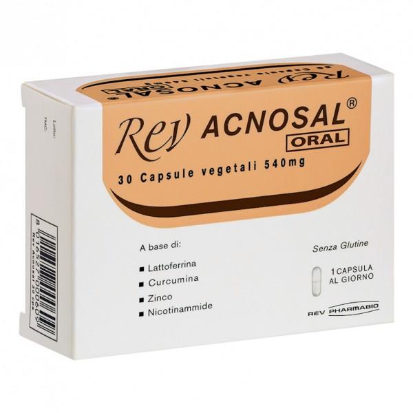 REV Acnosal Oral 30 Cps