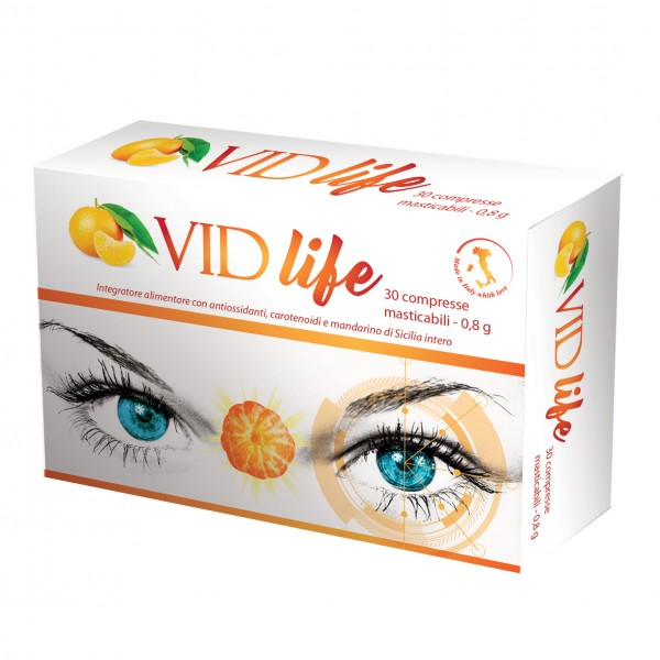 VIDLIFE 30 Cpr