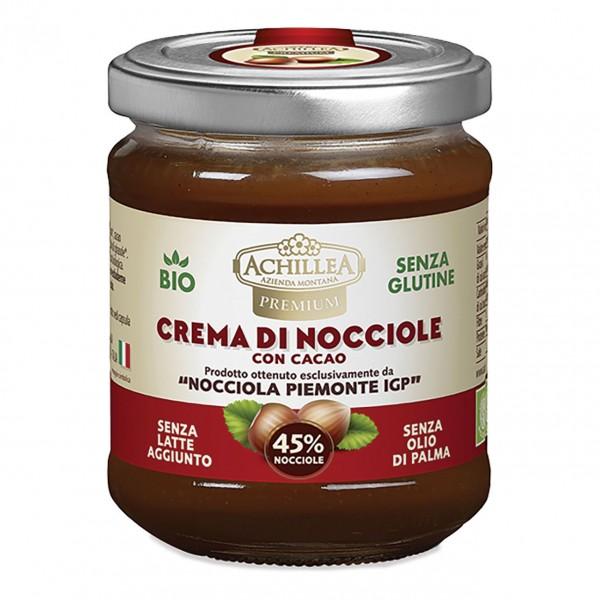 ACHILLEA Crema Nocc/Cacao 180g