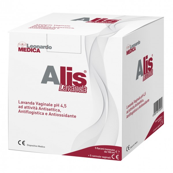 ALIS*Ginintimo Lav.5x100ml