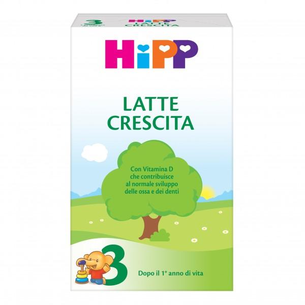 HIPP 3 Latte Crescita 500ml