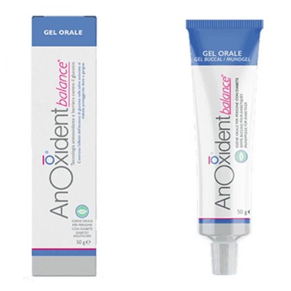 ANOXIDENT Gel Orale 50g