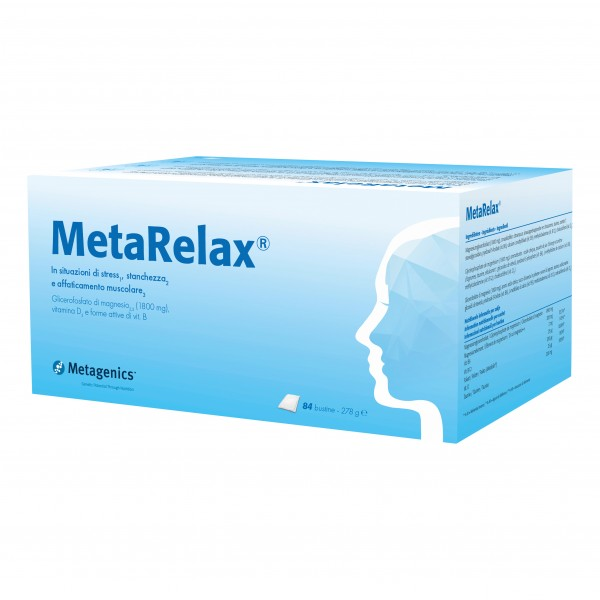 METARELAX 84 Bust.